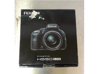 Camara Fujifilm HS50EXR, La Familia Casa de Empeño y Joyería-Carolina 2 Puerto Rico