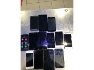 Lote de celulares , La Familia Casa de Empeño y Joyería-Humacao Puerto Rico