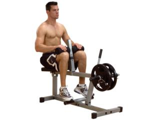 BODY SOLID POWERLINE SEATED CALF RAISE PSC43X, Healthy Body Corp. Puerto Rico