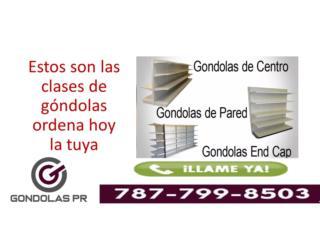 Buscas gondolas llama a Gondolas PR, Gondolas PR Puerto Rico