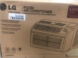 LG AIR CONDITIONER 5,000 BTU, La Familia Casa de Empeño y Joyería, Bayamón Puerto Rico