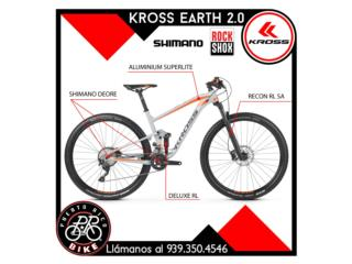Kross Bike - Earth 2.0 - Full Suspension , PUERTO RICO BIKE Puerto Rico