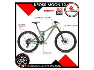 Kross Bike - Moon 1.0 ENDURO-Full Suspension, PUERTO RICO BIKE Puerto Rico