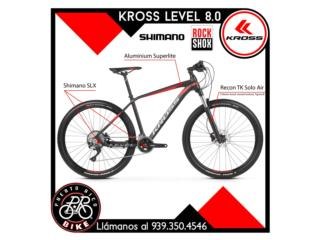 Kross Bike - Level 8.0 , PUERTO RICO BIKE Puerto Rico