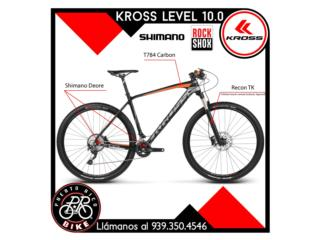 Kross Bike - Level 10.0 , PUERTO RICO BIKE Puerto Rico