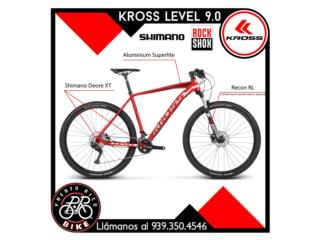 Kross Bike - Level 9.0 , PUERTO RICO BIKE Puerto Rico