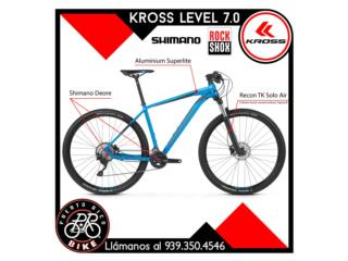 Kross Bike - Level 7.0 , PUERTO RICO BIKE Puerto Rico