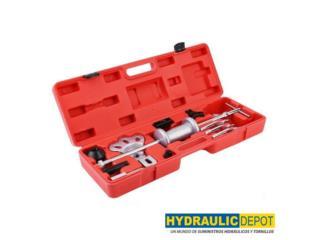 13 PCS Sliding Hammer Puller, Hydraulic Depot/GMC Rentals Puerto Rico
