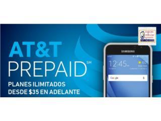 AT&T PREPAID ACTIVACION PLANES ILIMITADOS*, CAGUAS CELLULAR SYSTEM Puerto Rico