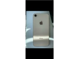 Iphone 8 64GB RoseGold Factory Unlock , Cellphone's To Go Puerto Rico