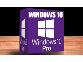 WINDOWS 10 PRO ((( SISTEMA OPERATIVO ))), MK COMPUTER INC. PAGINA OFFICIAL Puerto Rico