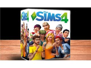 SIMS 4 PC GAME  ((( VIVE LA VIDA REAL )), MK COMPUTER INC. PAGINA OFFICIAL Puerto Rico