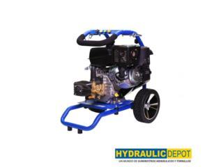 Maquina de Presión Industrial, Hydraulic Depot/GMC Rentals Puerto Rico
