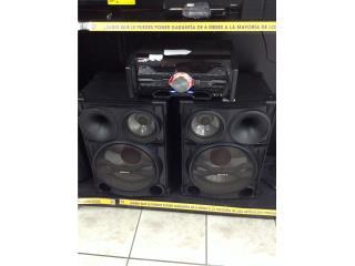 sony stereo hcd-ch2000 , La Familia Casa de Empeño y Joyería-Aguadilla Puerto Rico