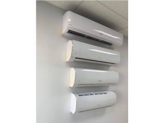 Airmax 24,000 Seer 19 Wifi  Especial $1,025, Speedy Air Conditioning Servic Puerto Rico