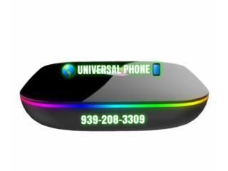 **TELEVISION HD GRATIS**, UNIVERSAL PHONE Puerto Rico