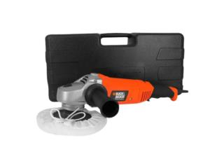 "PULIDORA 7"" BLACK AND DECKER, RB TOOLS & EQUIPMENT Puerto Rico"