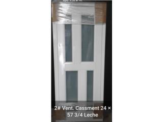 Ventana Casement A1, Homesolution, Corp Puerto Rico