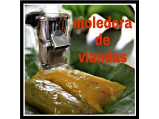 MOLEDORA DE VIANDAS, LA CASA COMERCIAL Y BILLARES Puerto Rico
