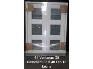 VENTANA CASEMANT 36, Homesolution, Corp Puerto Rico