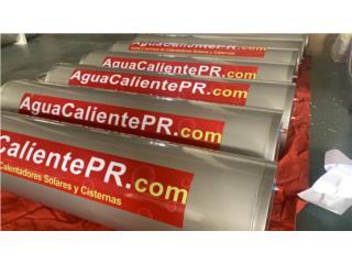 PRECIOS DE FABRICA TANQUE SOLO. $595 #1 PR, Professional Solar 787-217-0503 Puerto Rico
