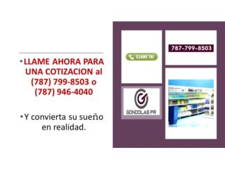 Haz tu sueño realidad con #Gondola PR , Gondolas PR Puerto Rico
