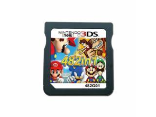 R4 con mas de 400 juegos DS 3ds DSI, Retro Game Store Puerto Rico