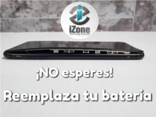 PUERTO DE CARGA, BATERÍA Y CABLES - IPHONE, iZone Technology San Juan Puerto Rico