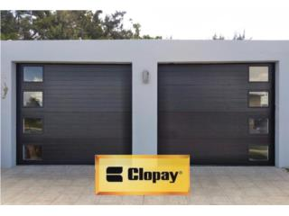 Puerta de Garaje Clopay, Lift-Master de Puerto Rico Inc Puerto Rico