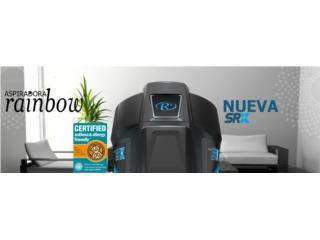 Rainbow SRX 2020 disponible Ya! Todo PR, Aspiradoras Rainbow P.R Puerto Rico