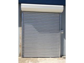 Puertas Rolling en metal y aluminio, ROLLING SERVICE DOOR Puerto Rico