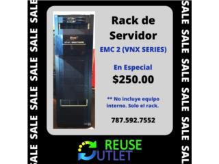 SERVER RACK EMC, Reuse Outlet Store Puerto Rico