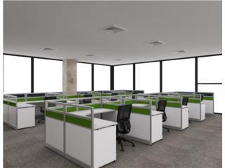 Muebles de oficina, ModuFit, Inc. Puerto Rico