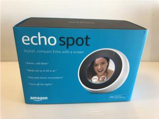 Amazon Echo Spot, La Familia Casa de Empeño y Joyería-San Juan Puerto Rico