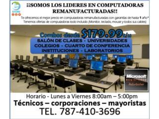 COMPUTADORAS EN COMBO DESDE $179.99!!!! , E-Store PR Puerto Rico
