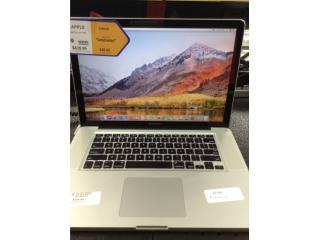 Laptop Apple Mc book pro , La Familia Casa de Empeño y Joyería-Aguadilla Puerto Rico