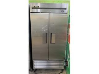 Freezer dos puertas True, KC WAREHOUSE Puerto Rico