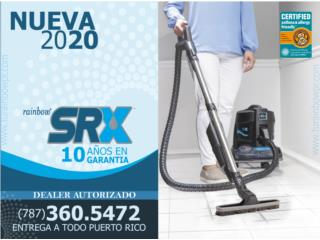 San Juan-Santurce Puerto Rico Tanques de Agua, Aspiradora Rainbow SRX Nueva 2020