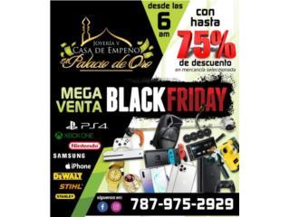 Venta Black Friday , PALACIO DE ORO Puerto Rico