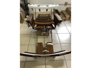 LEE'S Tackle Tuna Fishing Fighting Chair, DE DIEGO RENTAL Puerto Rico
