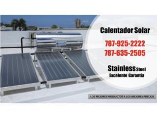 Ofertas Calentadores y Cisternas , CAL ONE ENTERPRISES 787-925-2222/ 787-635-2505 Puerto Rico