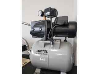 Bomba 3/4 HP con Taque Presurizado 6 galones, Puerto Rico Water Puerto Rico