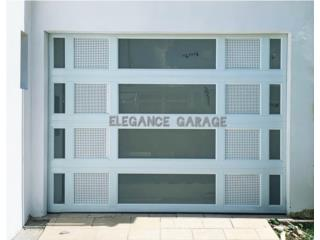 OFERTA DE BLACK FRIDAY HASTA 03/DIC/19, Elegance Garage Door's y Mas. Puerto Rico