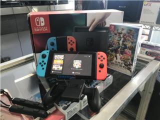 Nintendo switch , PALACIO DE ORO Puerto Rico