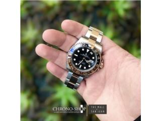Rolex Gmt Master Rootbeer, CHRONO - SHOP Puerto Rico
