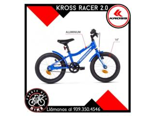 Kross Bike For Kids -  Racer 2.0, PUERTO RICO BIKE Puerto Rico