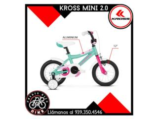 Kross Bike For Kids - Mini 2.0, PUERTO RICO BIKE Puerto Rico