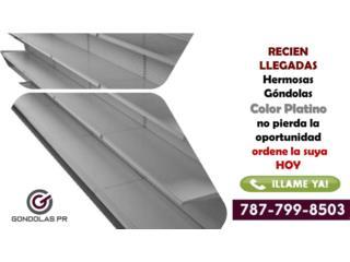 Hermosas Gondolas Platino, Gondolas PR Puerto Rico