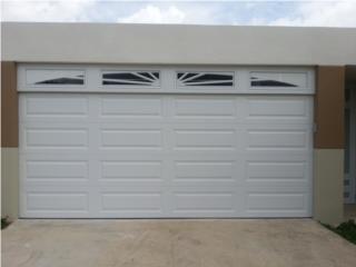 Puertas de garage ver fotos, Rivera Home Service Puerto Rico