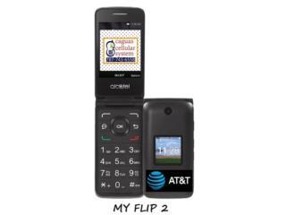 MY FLIP 2 DE AT&T PREPAID OFERTA $34.99**, CAGUAS CELLULAR SYSTEM Puerto Rico